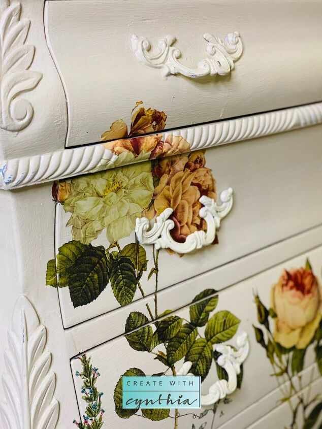 tips on using iron orchid designs decor transfers on furniture