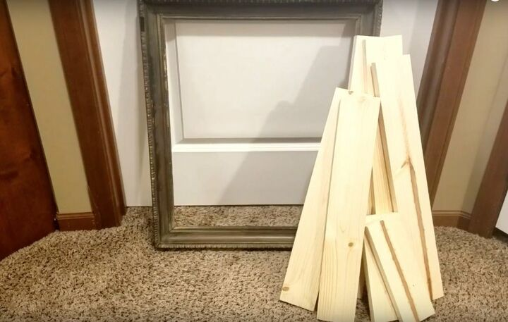 Measure the Wood for Shelves