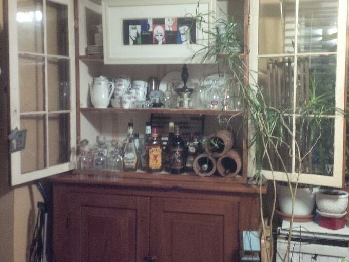 china cabinet think outside the norm