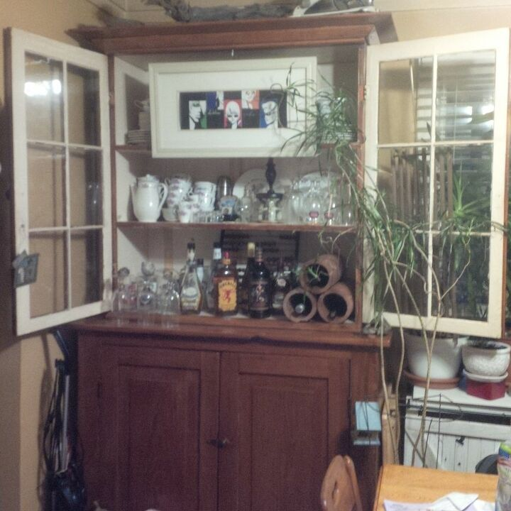 q china cabinet think outside the norm