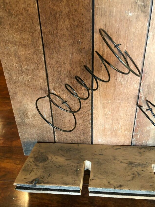spring into a rustic wine bar