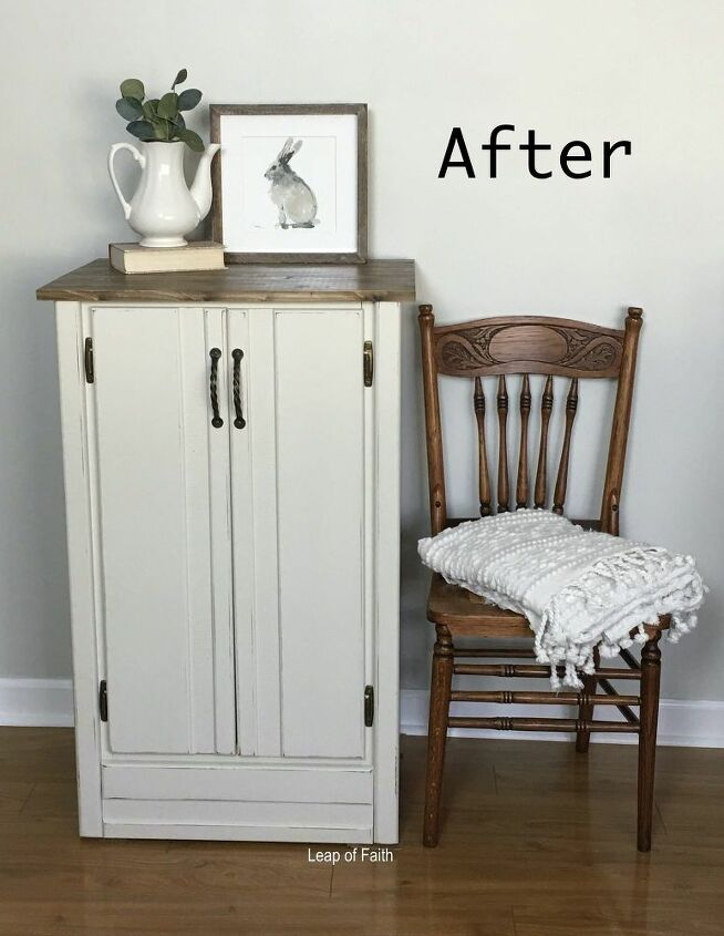 cabinet refurbish
