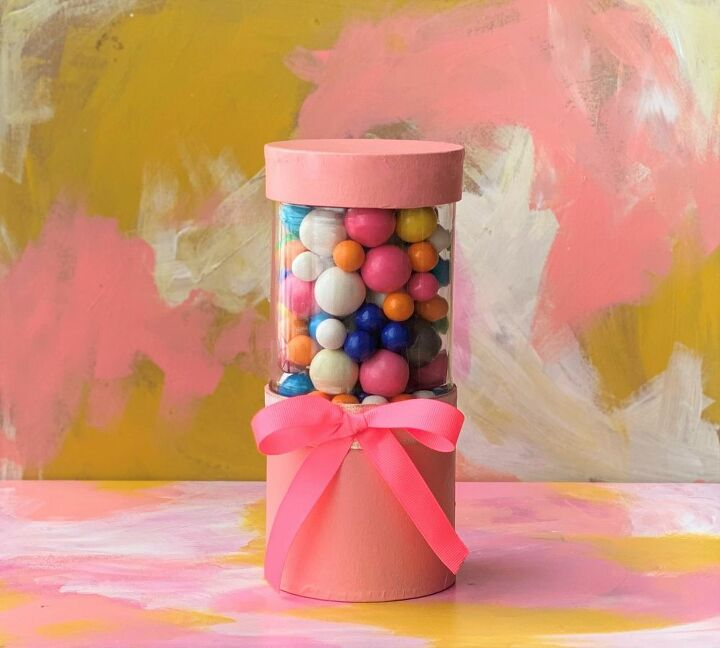 diy candy jar container