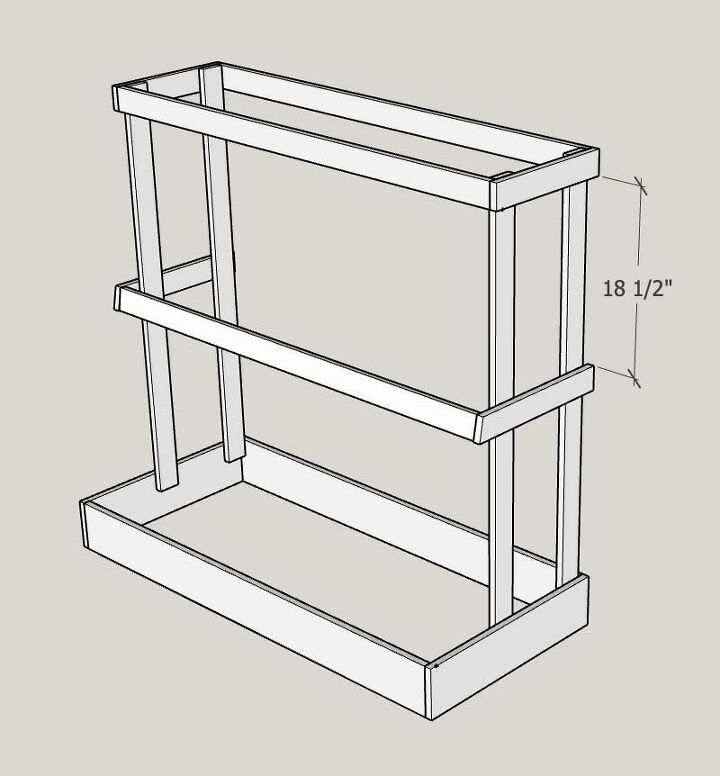 how to build a plaster range hood