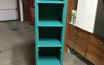 Convert Short Shelves Into a Single Unit