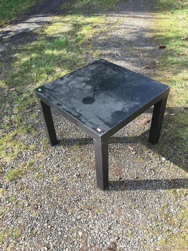map table top