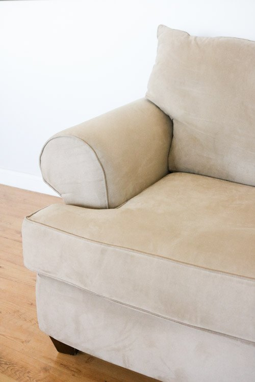 how to clean your upholstry microfiber