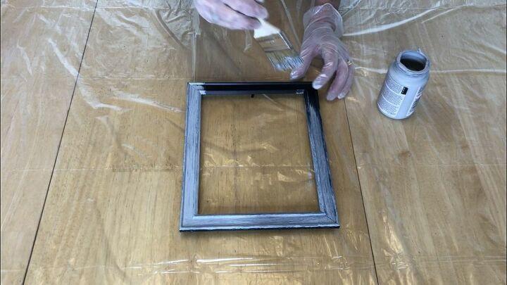 pottery barn inspired mirror