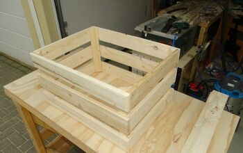 Crates Boxes From Pallet Wood!!! How to Easily Build Them...