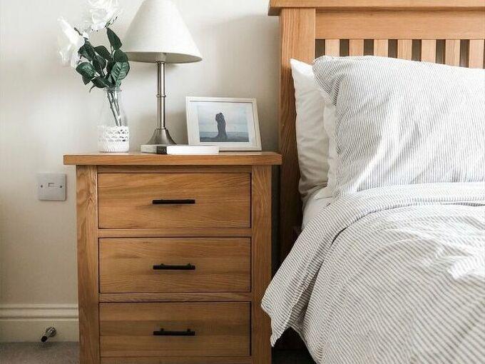 simple furniture hardware update