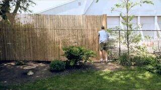 How Do I Make My Chainlink Fence Into A Privacy Fence Hometalk