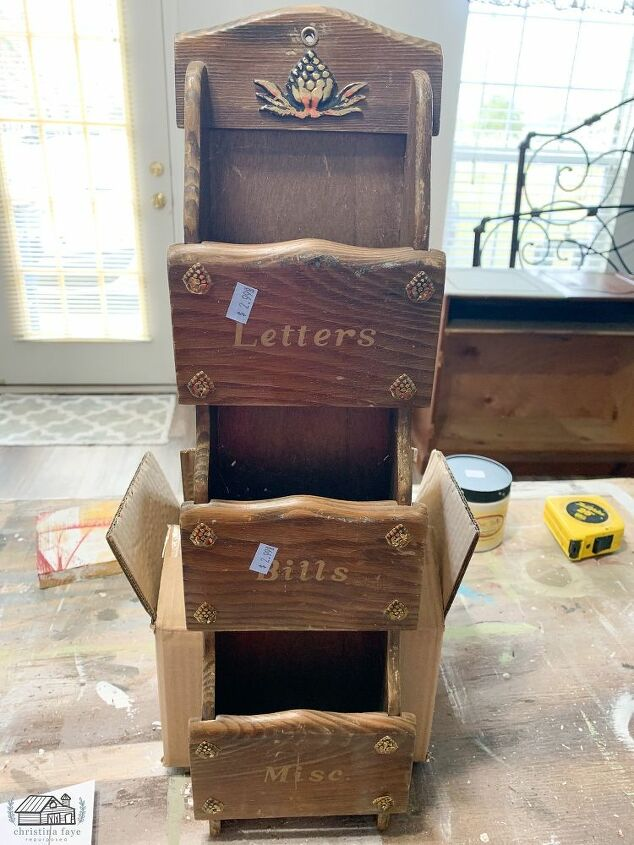 Mail Sorter Before