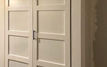DIY Shaker Style Door