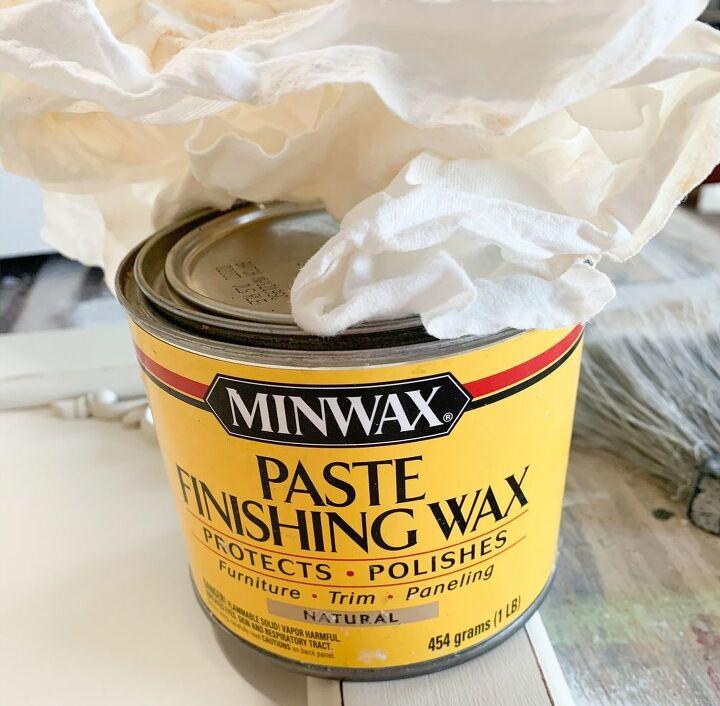 Paste Finishing Wax