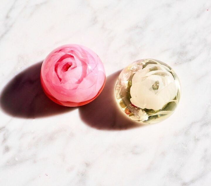 homemade paperweights