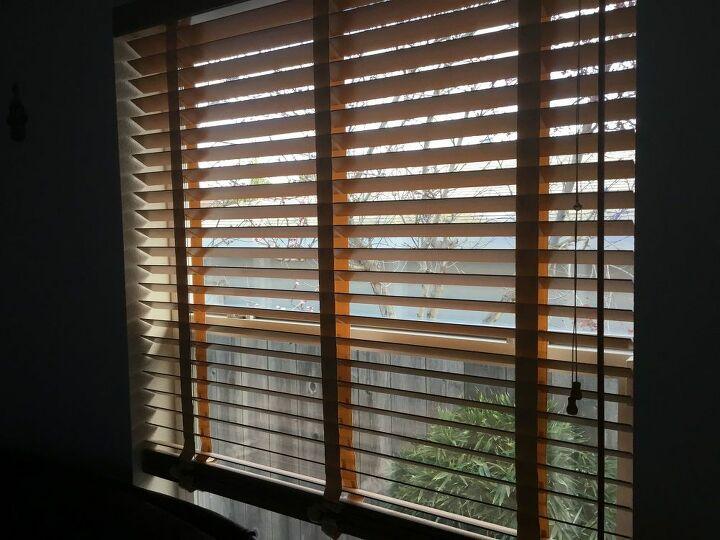 q how do i paint 2 1 2 blinds