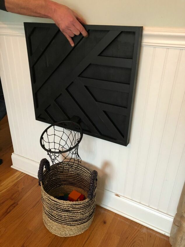 basketball laundry basket