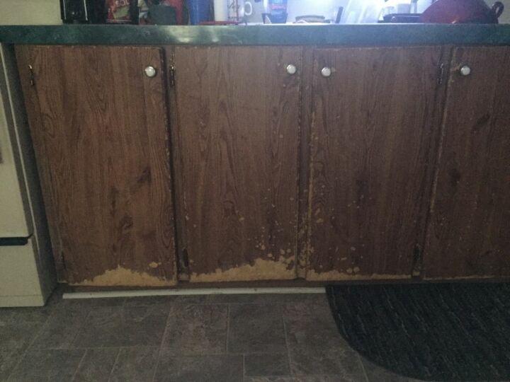 q paint fix my kitchen cabinets