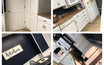 #spring2020refresh Low Cost Kitchen Makeover