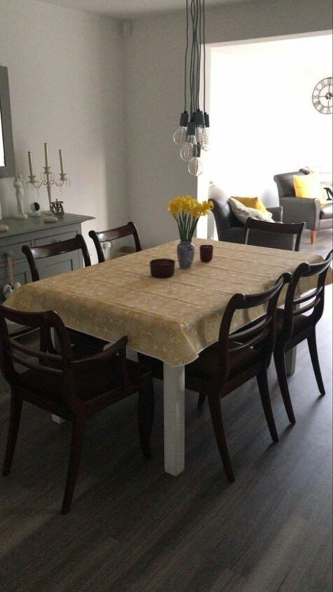 get the look you want by upcycling your dining room chairs