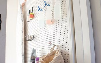 How to Build a Pegboard Wall