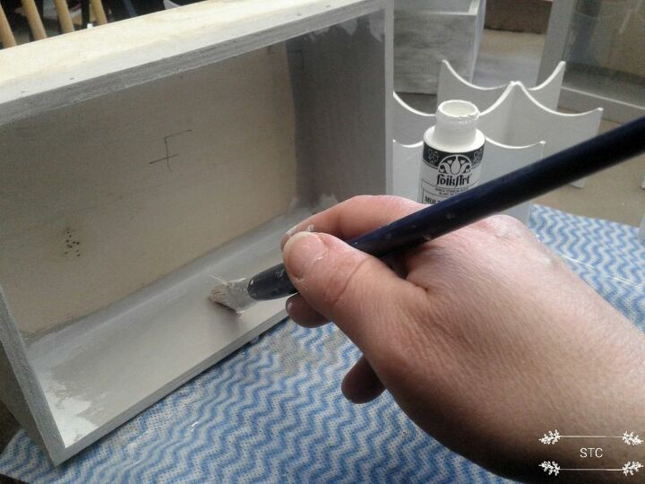 Painting Interior White