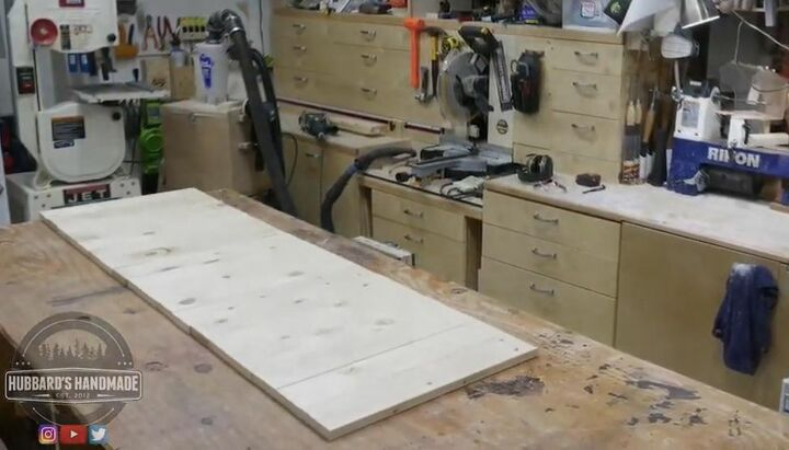 Cut Boards for Panels