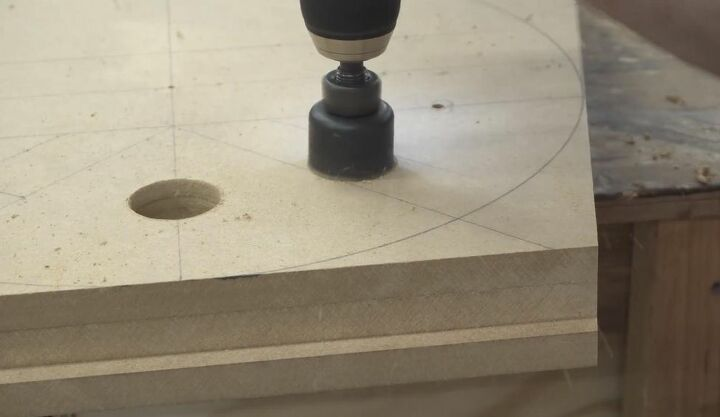 Create Holes and Smooth Form