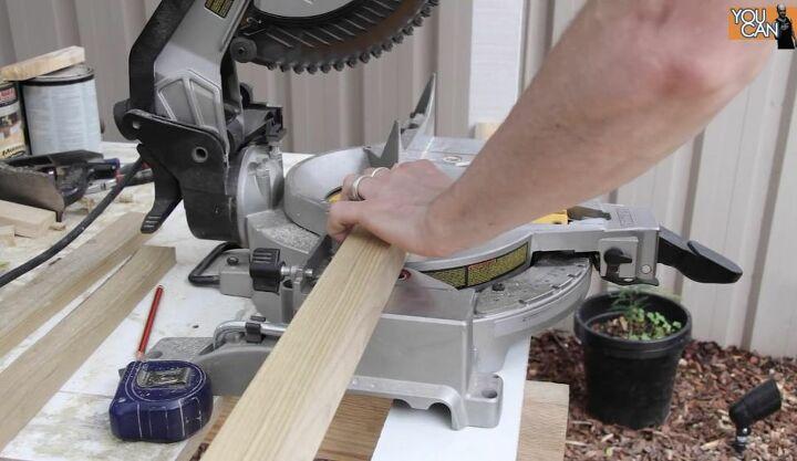Cut Upright Pieces