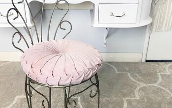 Easy Chair Makeover