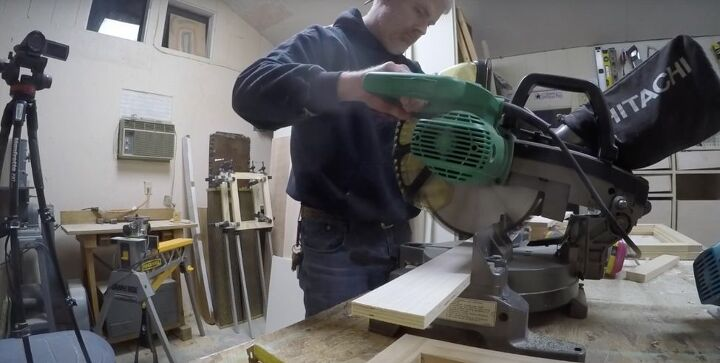 Cut Wood for Center