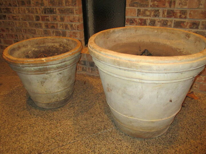 q how mexican clay pot repair and refinish