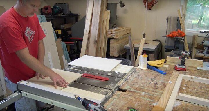 Cut Back Panels