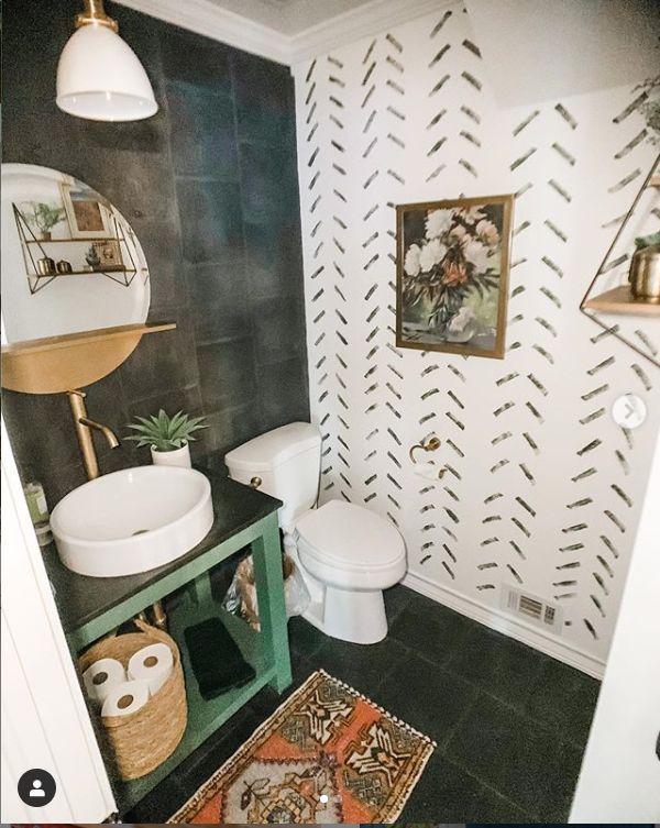 diy bathroom refresh