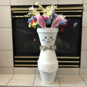 Flower Pot Bunny