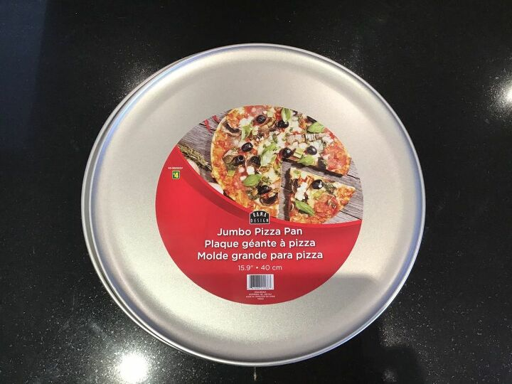 pizza pan art