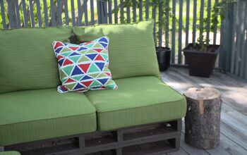 How to Build Amazing Patio Furniture on a Budget