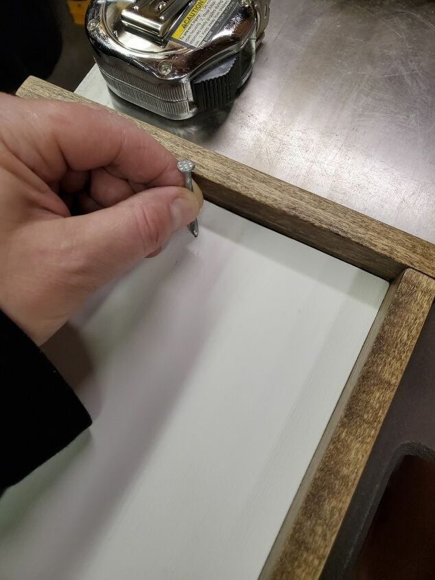 diy display frame