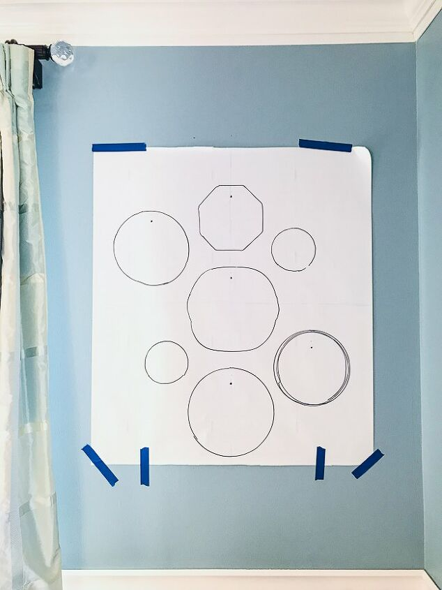 my secret method to install a plate wall