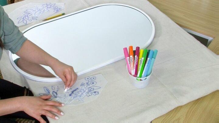 transform your home diy floral painting techniques