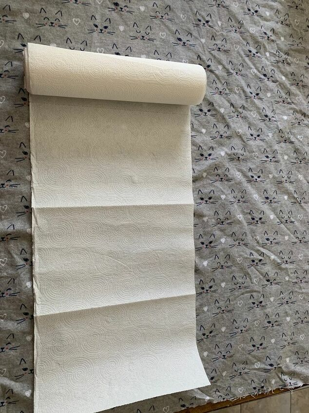 diy un paper towels reusable cloth towels