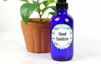 DIY Hand Sanitizer Spray Recipe