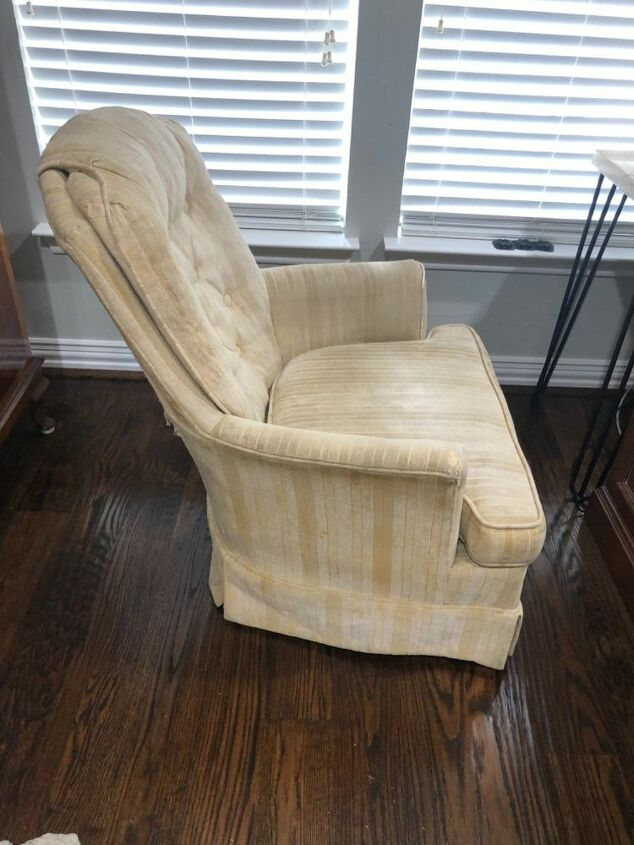 q how to convert a rocking chair to non rocking