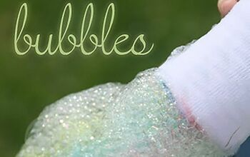 Snake Bubbles, A Fun Bubble Activity!