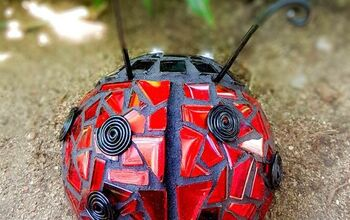 Quick & Easy Ladybug Mosaic