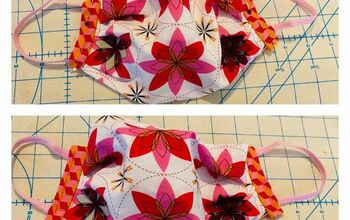 How to Sew a Face Mask - Quarantine Activity