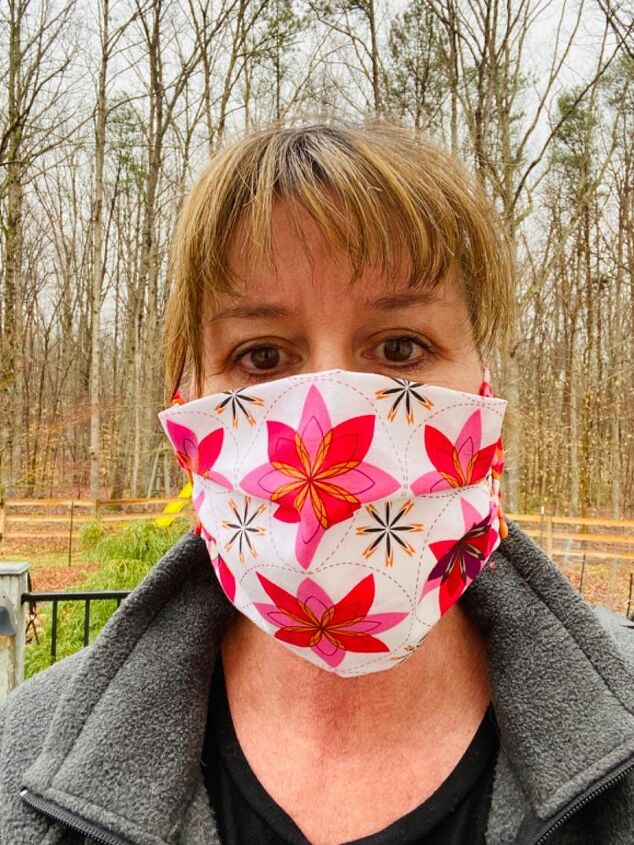 how to sew a face mask quarantine activity