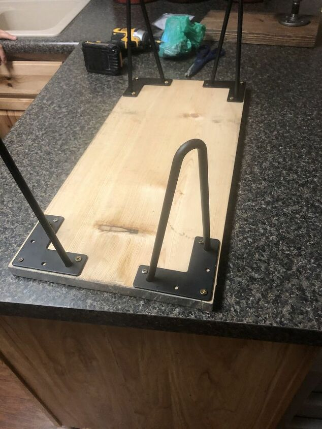 farmhouse computer tray