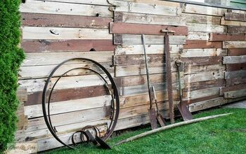 How to Build a New Fence With Old Reclaimed Wood!