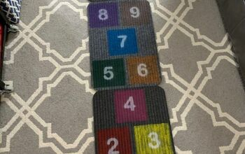 Indoor Hopscotch From Cheap Rugs